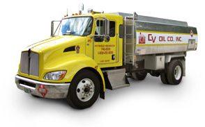 CV Oil Truck